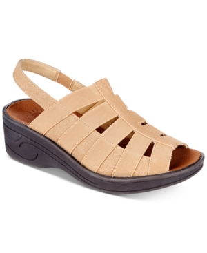 9ac658c26ab0 Screenshop - Easy Street Easy Street Floaty Wedge Sandals Women s Shoes