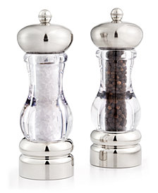 Martha Stewart Collection Del Norte Salt & Pepper Mill, Created for Macy's