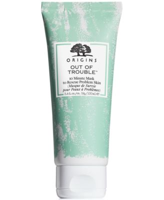 Out of Trouble® 10 Minute Mask To Rescue Problem Skin, 3.4 oz.