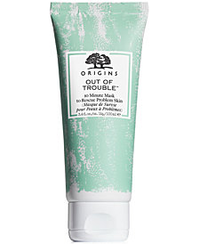 Origins Out of Trouble® 10 Minute Mask To Rescue Problem Skin, 3.4 oz.