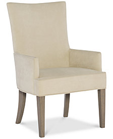 Rachel Ray Highline Upholstered Host Chair