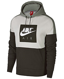 Nike Men's Air Colorblocked Hoodie