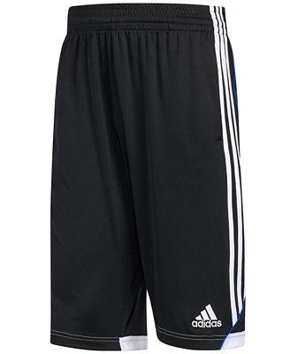 adidas männer 3g climalite ® basketball - shorts shorts männer macy 's