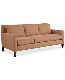 """Kenford 81"""" Fabric Sofa, Only for Macy's"""