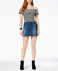 Joe's Jeans The Bella Denim Skirt