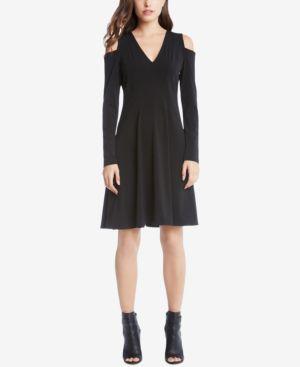 Karen Kane Cold-Shoulder Dress 5535412