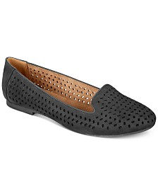 Style & Co Alyson Slip-On Loafer Flats, Created for Macy's