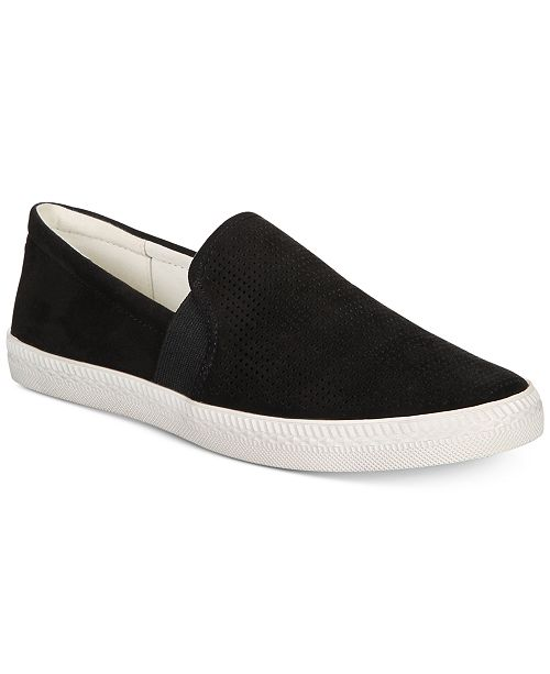96cef325138 ... Style   Co Louiza Perforated Slip-On Sneakers