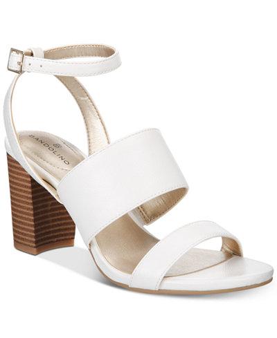 Bandolino Anchor Dress Sandals