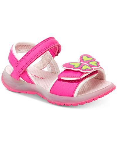 Carter's Birdy Light-Up Sandals, Toddler Girls & Little Girls