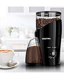 Gourmia GCG185 Electric Cone Burr Coffee Grinder
