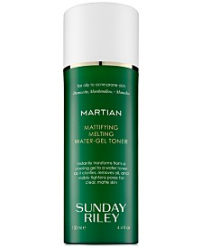 Sunday Riley Martian Mattifying Melting Water-Gel Toner, 4.4 fl. oz.