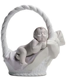 Newborn Girl Figurine