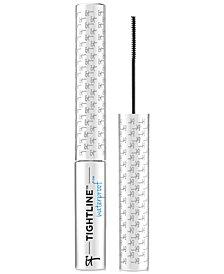 IT Cosmetics Tightline 3-in-1 Black Primer Eyeliner Mascara Waterproof