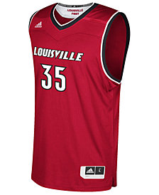 Nike Men's Louisville Cardinals Replica Basketball Jersey