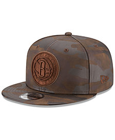 New Era Brooklyn Nets Butter So Camo 9FIFTY Snapback Cap