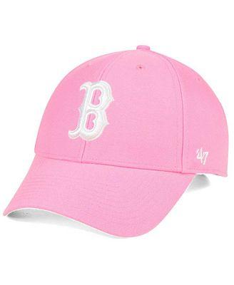 '47 Brand Boston Red Sox Pink Series Cap