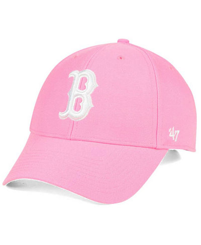 '47 Brand Boston Red Sox Pink Series Cap