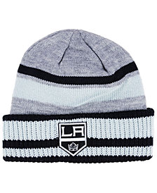 adidas Los Angeles Kings Heathered Grey Beanie