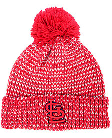 New Era St. Louis Cardinals Frosty Knit