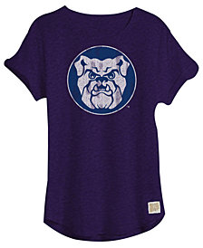 Retro Brand Women's Butler Bulldogs Slub Rolled Sleeve T-Shirt