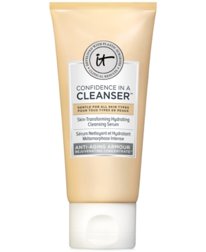 Travel Size Confidence in a Cleanser Hydrating Face Wash