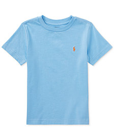 Ralph Lauren Cotton T-Shirt, Little Boys