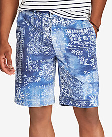 Polo Ralph Lauren Men's Relaxed-Fit Chino 10' Shorts