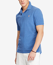 Polo Ralph Lauren Men's Big & Tall Mesh Polo