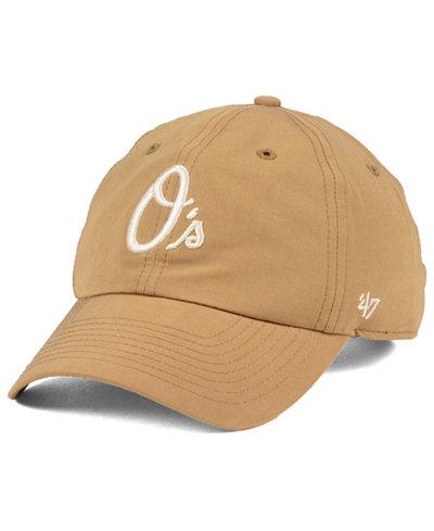 '47 Brand Baltimore Orioles Harvest CLEAN UP Cap