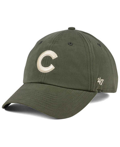 '47 Brand Chicago Cubs Harvest CLEAN UP Cap