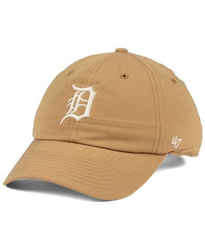 '47 Brand Detroit Tigers Harvest CLEAN UP Cap