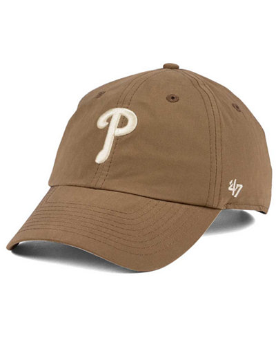'47 Brand Philadelphia Phillies Harvest CLEAN UP Cap