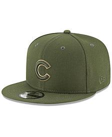 New Era Chicago Cubs Fall Shades 9FIFTY Snapback Cap