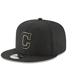 New Era Cleveland Indians Fall Shades 9FIFTY Snapback Cap