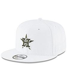 New Era Houston Astros Fall Shades 9FIFTY Snapback Cap