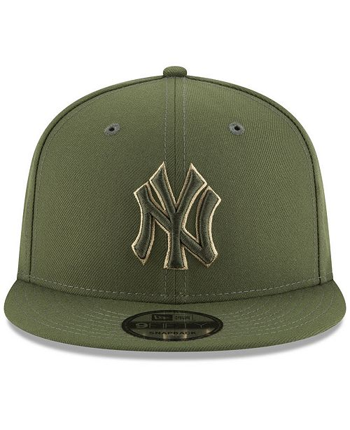 e08047ab553 New Era. New York Yankees Fall Shades 9FIFTY Snapback Cap. Be the first to  Write a Review. main image  main image  main image ...