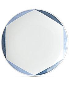 Lenox Luca  Triangoli Dinner Plate