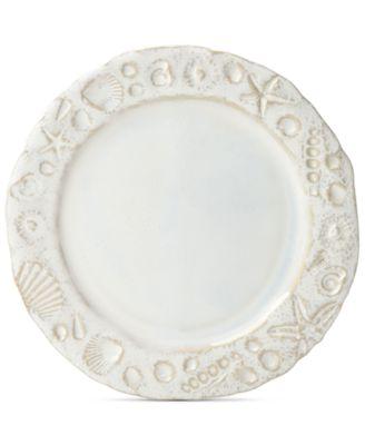 Lenox-Wainwright Boho Beach Dinner Plate, Created for Macy's