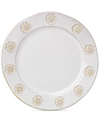 Lenox-Wainwright Boho Garden Dinner Plate, Created for Macy's