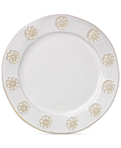 Crafted by Wainwright Boho Garden Dinner Plate, Created for Macy's