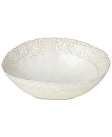 Lenox-Wainwright Boho Earth Large Serving Bowl, Created for Macy's