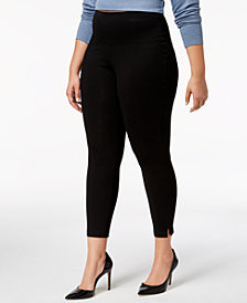 Lysse Women's Plus Size High-Waist Skinny Leggings