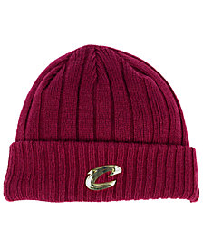 New Era Cleveland Cavaliers Badge Slick Cuff Knit