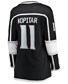 Fanatics Women's Anze Kopitar Los Angeles Kings Breakaway Player Jersey