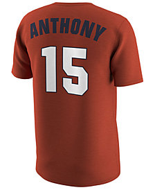 Nike Men's Carmelo Anthony Syracuse Orange Basketball Future Stars Replica T-Shirt