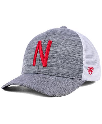 Top of the World Nebraska Cornhuskers Warmup Adjustable Cap
