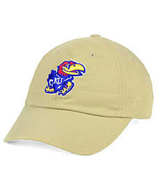 Top of the World Kansas Jayhawks Main Adjustable Cap