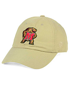 Top of the World Maryland Terrapins Main Adjustable Cap