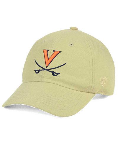 Top of the World Virginia Cavaliers Main Adjustable Cap